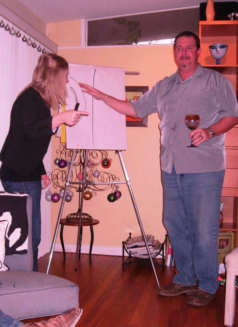 12-09 Holiday party 081